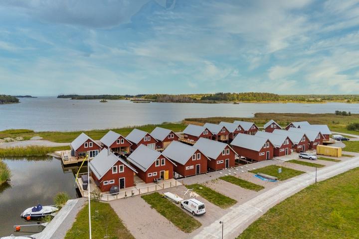 Byggnad belägen inom fastigheten Tierp Snatra S:6 Båthus nr 11