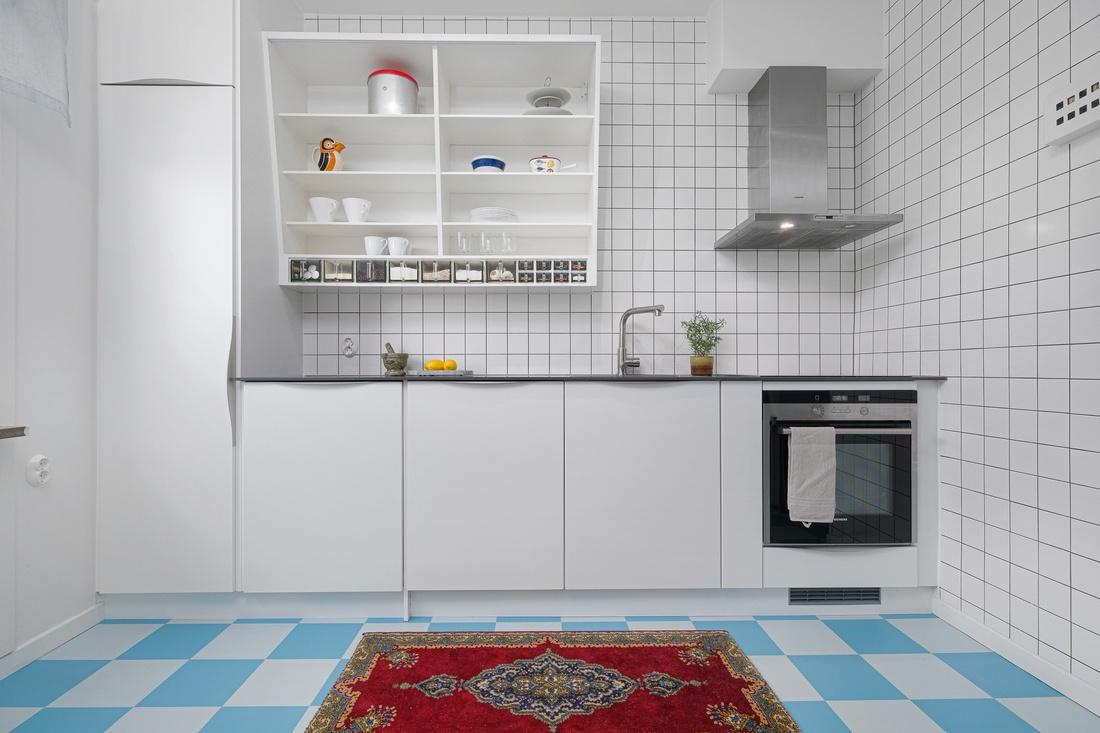 Integrerad diskmaskin och tvättmaskin