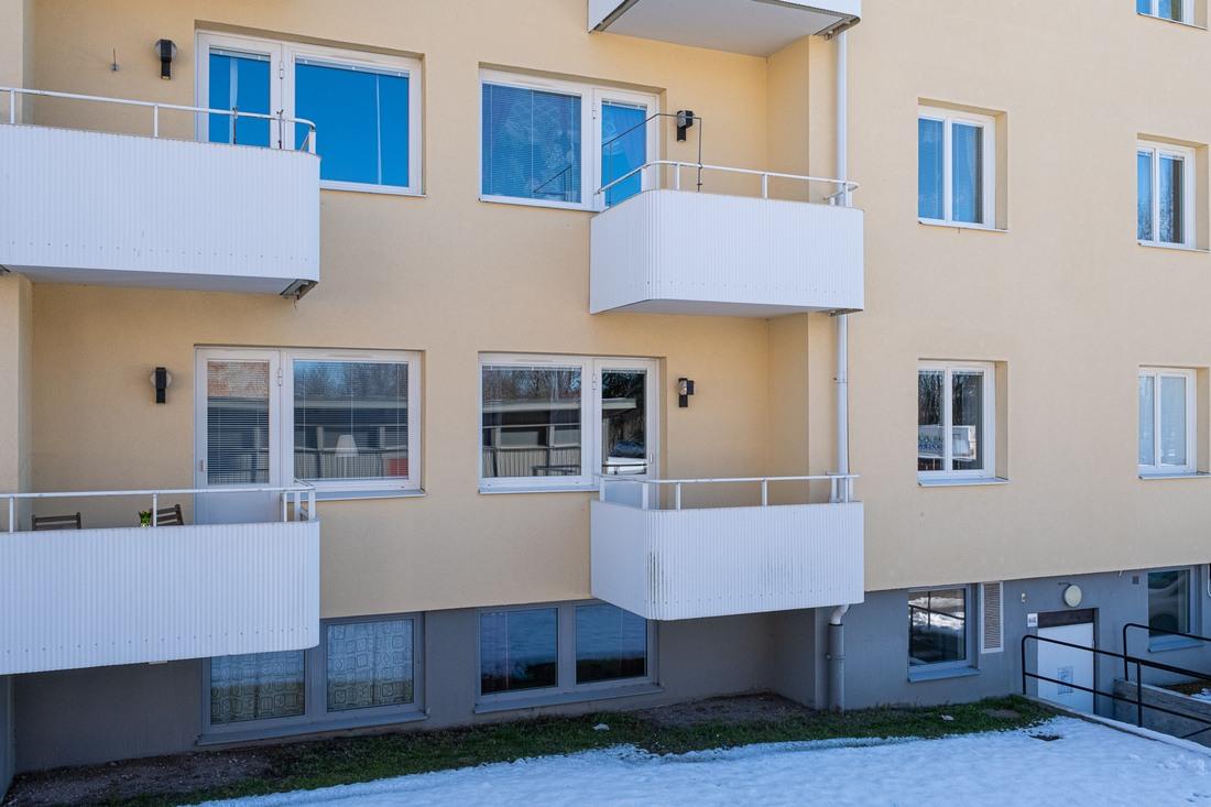 Nya balkonger...