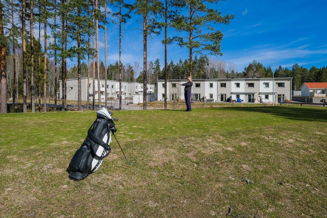 En av Sveriges största golfanläggningar runt knuten...