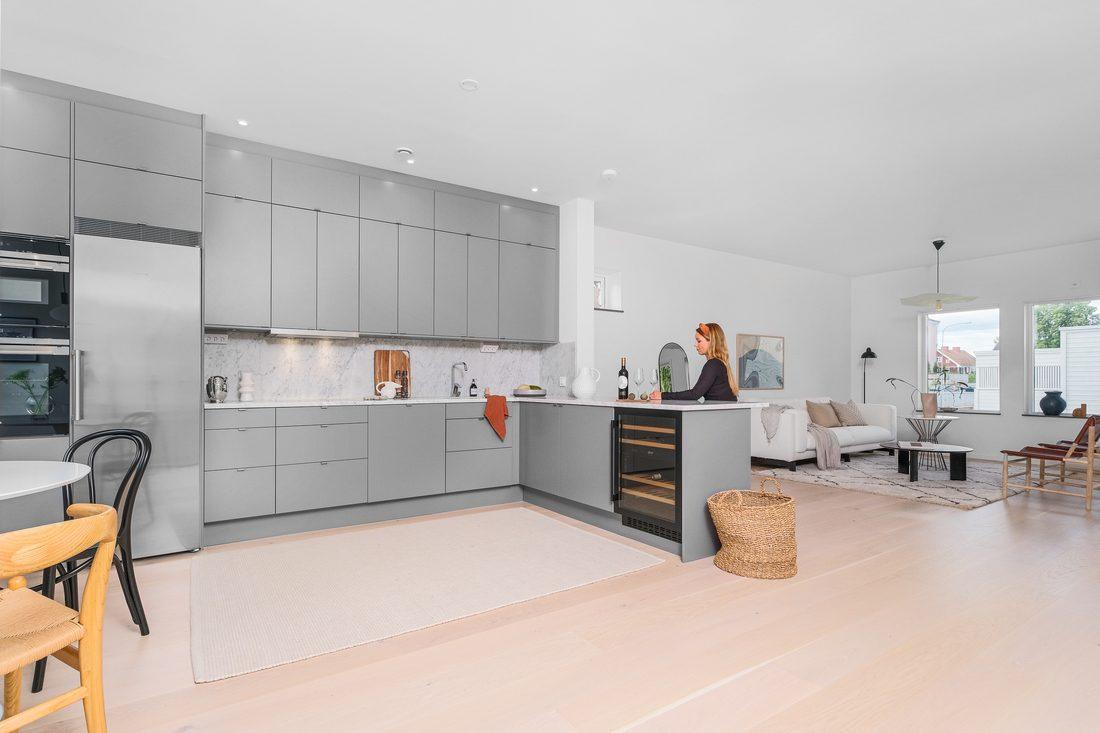 Marbodal, marmor, vinkyl, Siemens, garage i anslutning,,,
