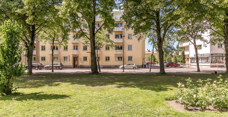 Staketgatan 17-31