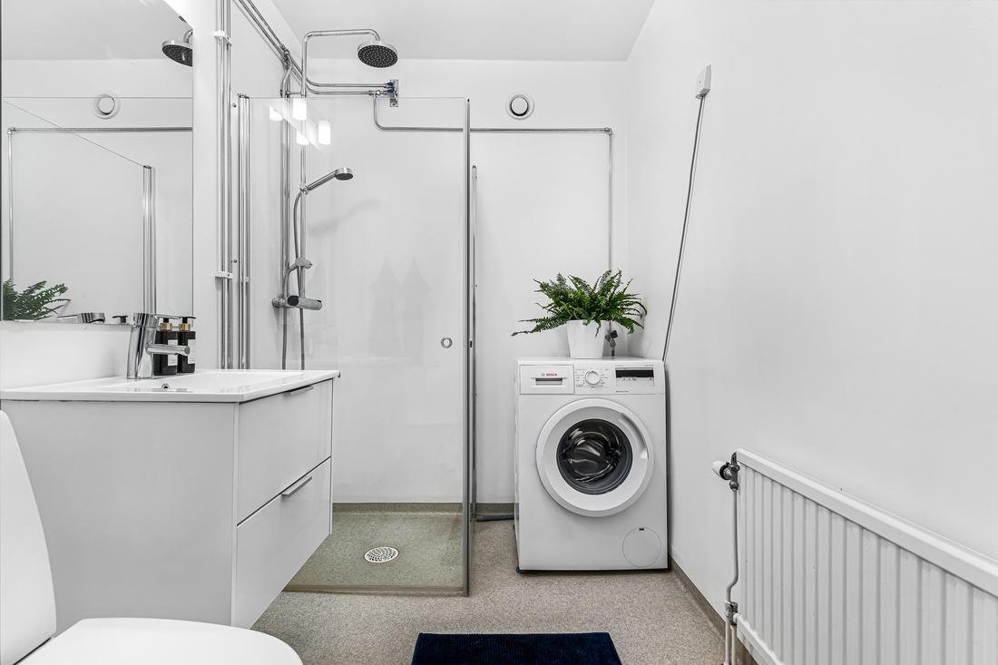 Renoverat duschrum/WC (-16)...