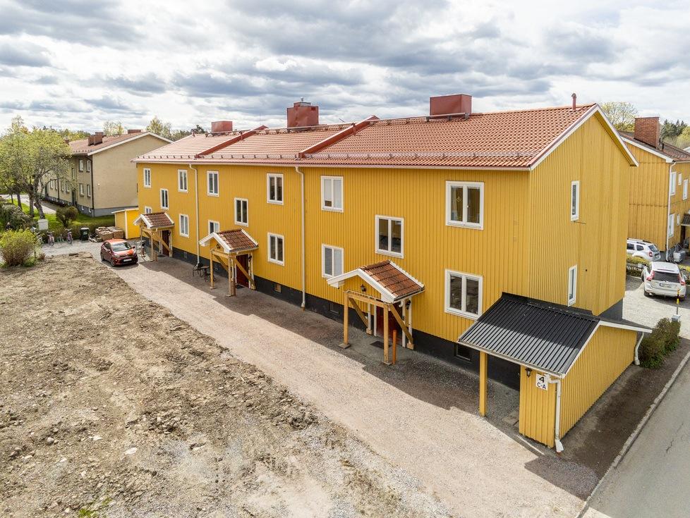 Nya tak och ny dränering...